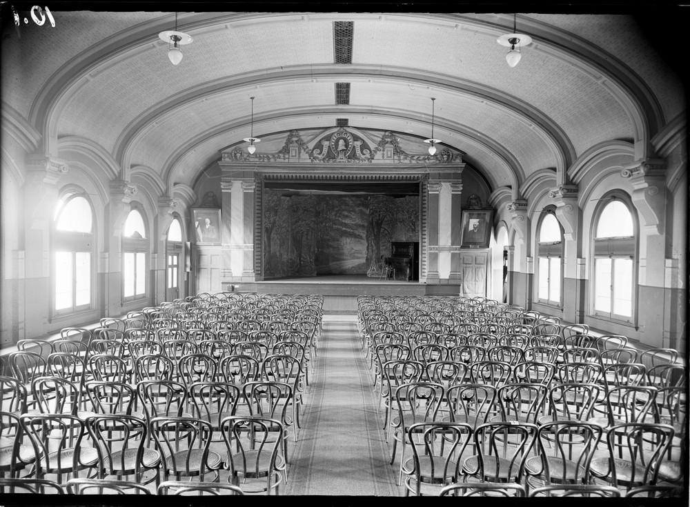 The Ballroom as Concert Hall c.1930